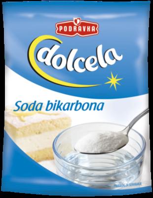 Dolcela Soda bikarbona