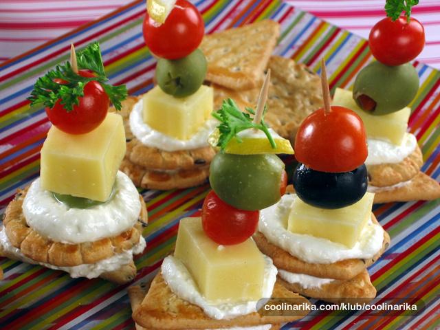 mali sendviči za dječji rođendan Mali zalogaji — Coolinarika mali sendviči za dječji rođendan