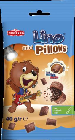 Lino mini pillows punjeni sa Lino ladom