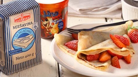 Lino i palačinke - bezuvjetna ljubav