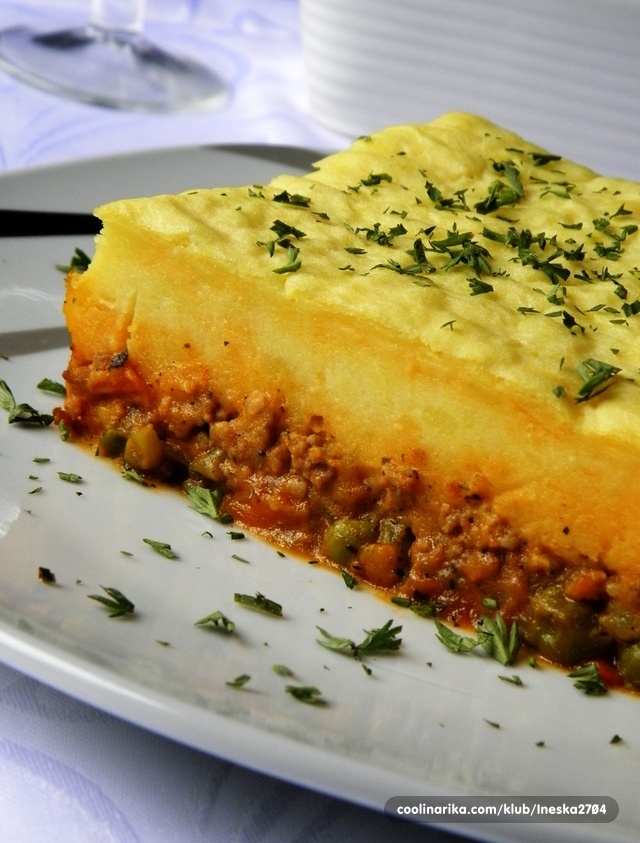 Shepherd's Pie by zocacro