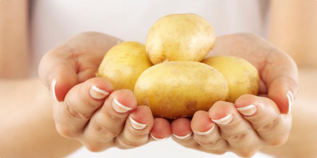 krumpir za ljepotu