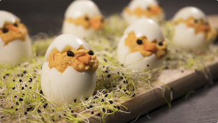 Uskršnja punjena jaja