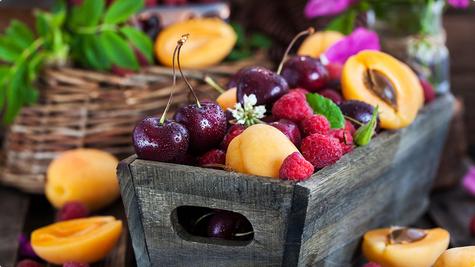Pomoć hrane u zaštiti kože