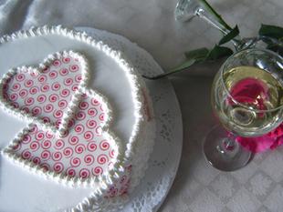 Mračna torta ili povuci - potegni