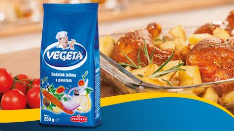 Žlica Vegete za savršen okus svakog jela!