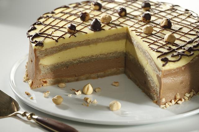 Milka torta - Pomoravka