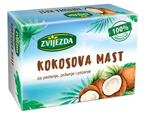 Kokosova mast - zdrava riznica energije