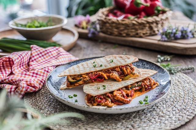 Tortilja kao topli sendvič_Coolinarika