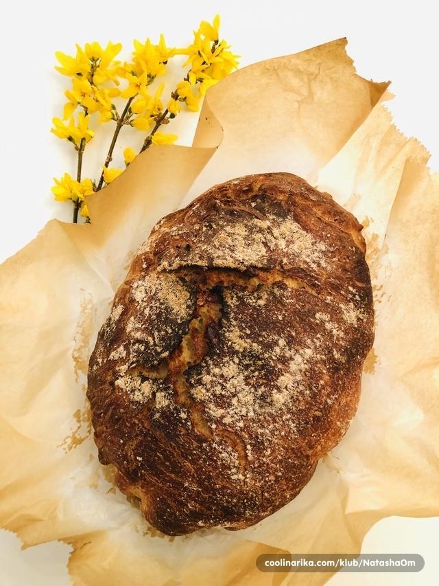 Rustikalni a bijeli kruh ❤️❤️