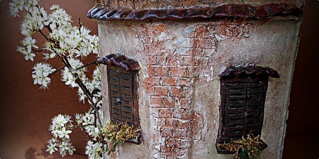 Kućica od crijepa
