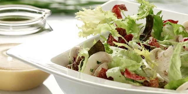 Višebojna zelena salata