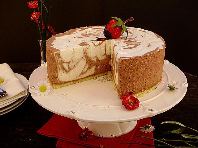 Bijelo Čokoladna Torta - dianamakarska