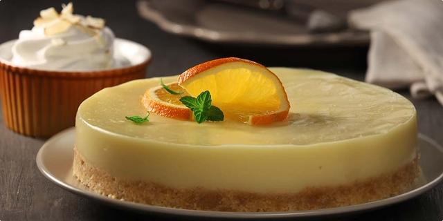 Torta s pudingom od vanilije