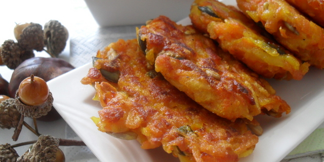 Hokaido-Krumpir Puffer