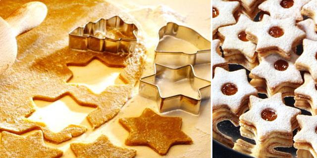Bakini trikovi za savršene božićne kolačiće