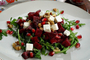 Salata od cvekle sa sirom i orasima