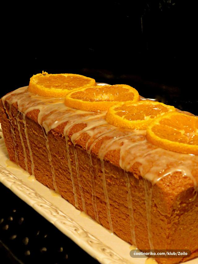 Plumcake sa mandarinama