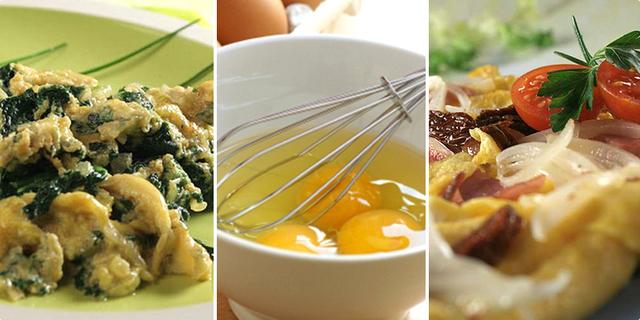 Fritaja, blago od jaja