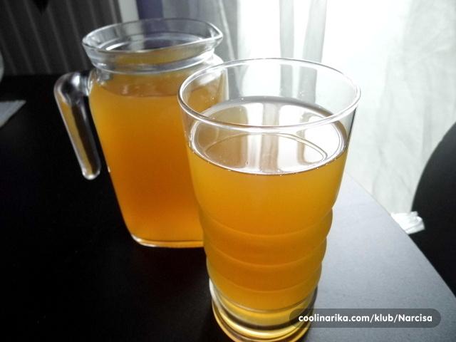 Ledeni čaj od naranče