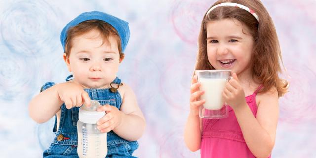 mlijeko i mlječni proizvodi u prehrani djece
