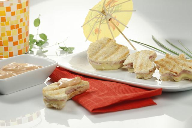 Mali tost sendviči - MissMuffinski