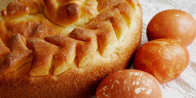 Uskršnji kruh i pecivo