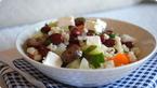 Grcka salata sa grahom i jecmom
