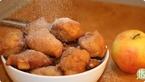 Uštipci / lažne fritule od jabuka