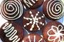 Muffini od cokolade s komadicima cokolade by kikiriki