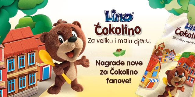 Nagrade nove za Čokolino fanove!