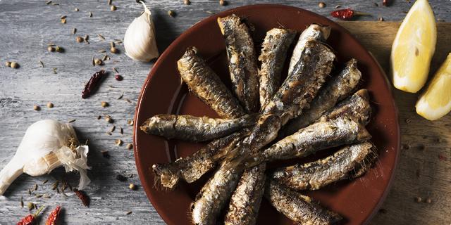 Sardine - Coolinarika