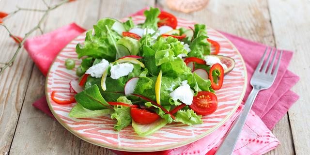 Salata sa skutom