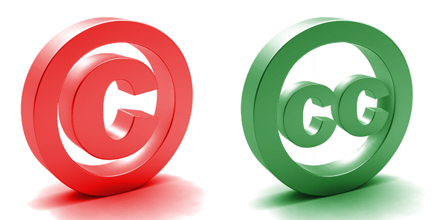 Autorska prava i CC licence