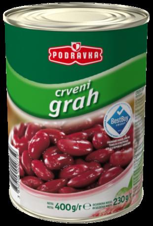 Podravka Grah crveni