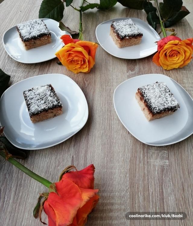 Posni čokoladni kolač