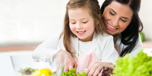 Kuhajmo s djecom