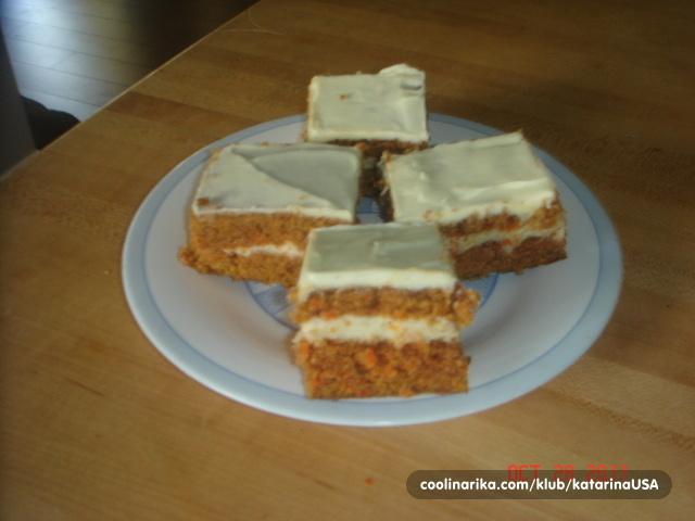 David Lebovitz Carrot Cake