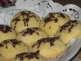 Arapski kolačići od grisa (krupice)