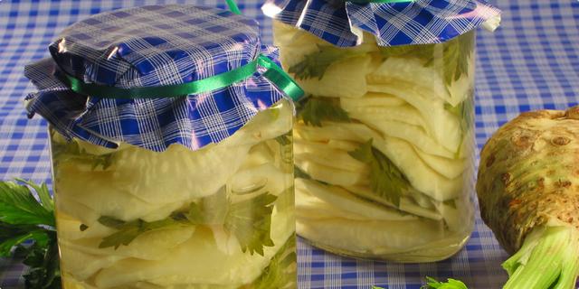 Celer u octu