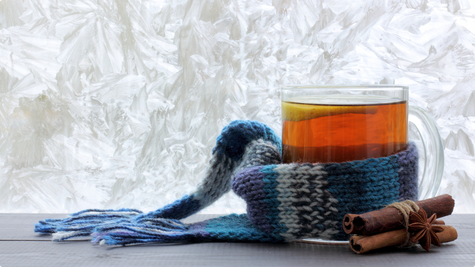 Zima, zima - e, pa čaj je!