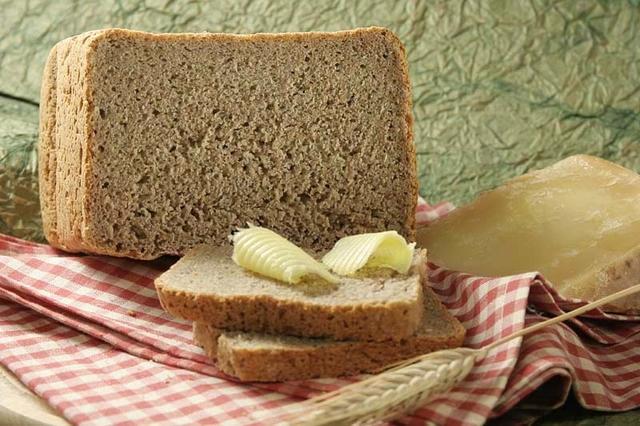 Integralni kruh iz pekača