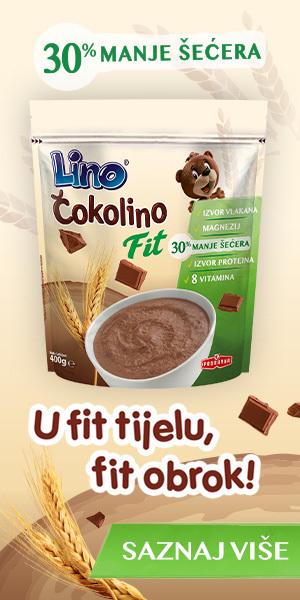 Čokolino Fit - Coolinarika