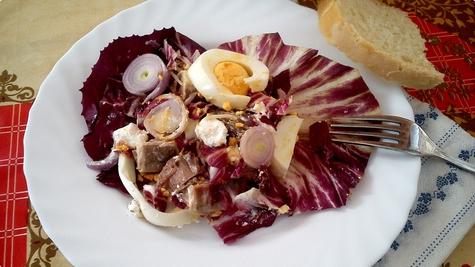 Salata za poslije
