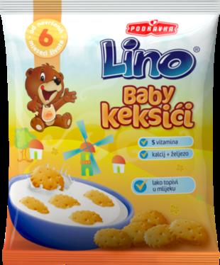 Lino baby keksić