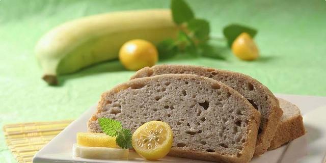Neobičan kruh od banana