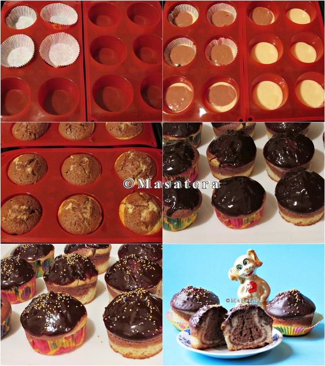Muffins - priprema