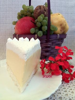 Torta od kokosa i vanile