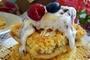 Crumble-tart sa jabukama