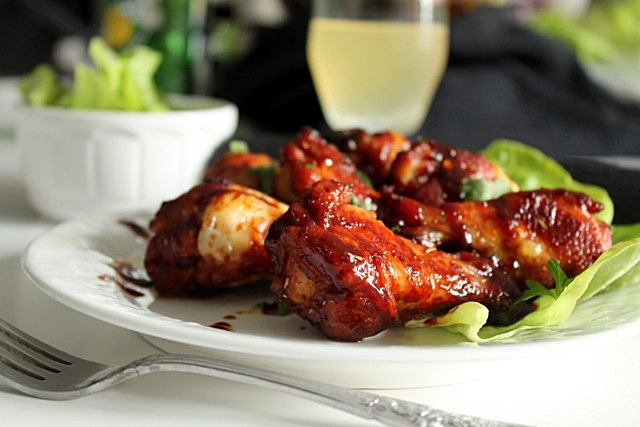 Hot & Spicy Chicken Wings  /strucy/1